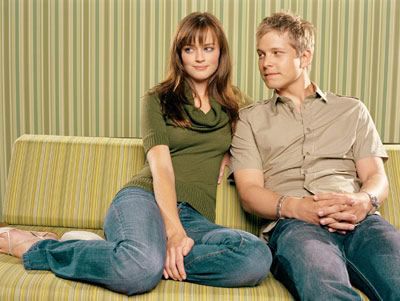 chad michael murray and alexis bledel